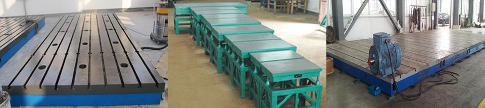 焊接平台,大型焊接平板-焊接平板-上海量铸机械设备